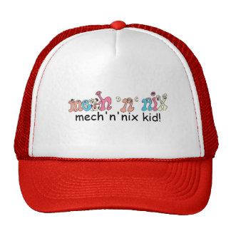 mech'n'nix trucker hat