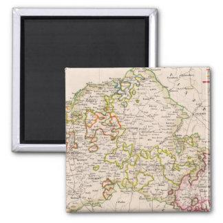 Mecklenburg, Germany Magnet