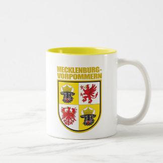 Mecklenburg-Vorpommern COA Mugs