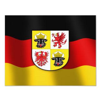 Mecklenburg-Vorpommern coat of arms Card