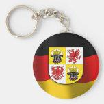 Mecklenburg-Vorpommern coat of arms Key Chains