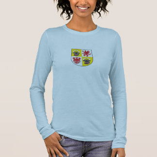 Mecklenburg-Western Pomerania coat of arms largely Long Sleeve T-Shirt