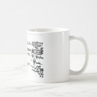 Meckmeckmeck, z **** n lejos: -+ü taza de café