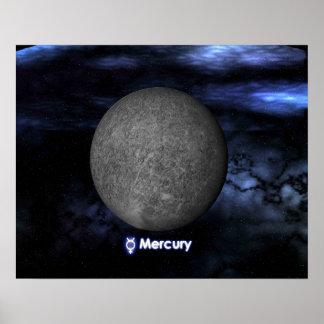 Mecury Poster