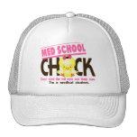 Med School Chick 2 Hat