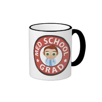 Med School Grad Coffee Mugs