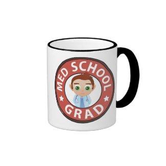 Med School Grad Coffee Mugs