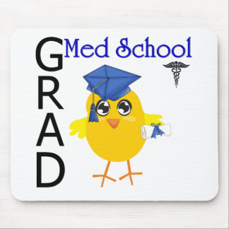 Med School Grad Mouse Pad