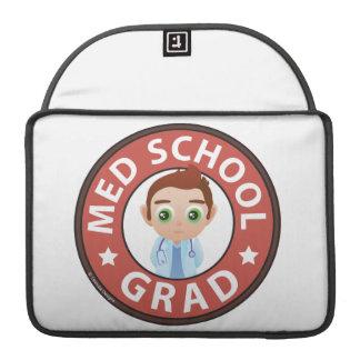 Med School Grad Sleeves For MacBooks