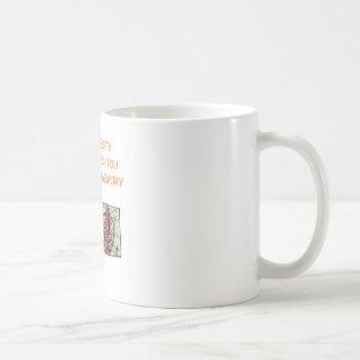 med school joke coffee mug