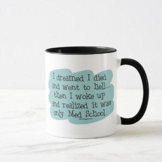 Med School or Hell? Mug