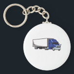 "MED SEMI TRUCK KEYCHAIN<br><div class=""desc"">Kids love to play with vehicles.  This is a perfect gift for your child.  He will love it!</div>"