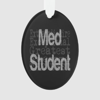 Med Student Extraordinaire Ornament