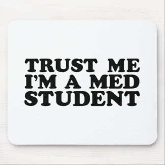 Med Student Mouse Pads