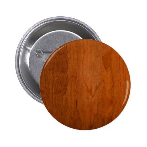 Med Wood Grain Button