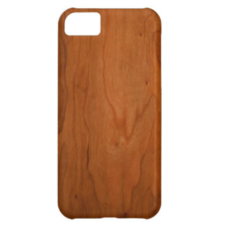 Med Wood Grain iPhone 5C Covers