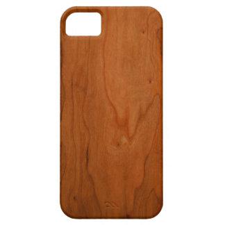 Med Wood Grain iPhone SE/5/5s Case