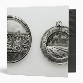 Medal Commemorating the opening of the Suez 3 Ring Binder