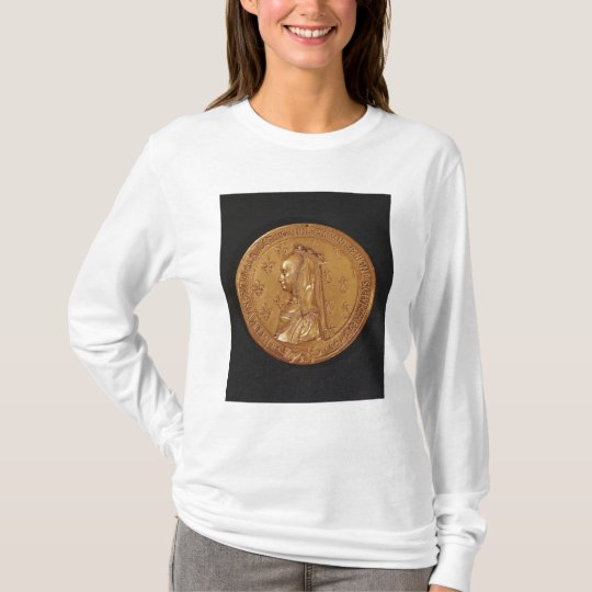 Medal depicting Anne of Brittany T-Shirt