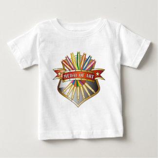 Medal of Art Medal Baby T-Shirt