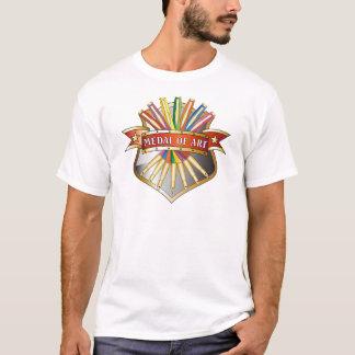 Medal of Art Medal T-Shirt