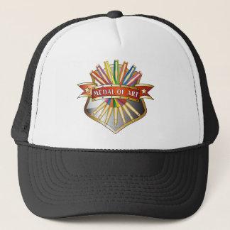 Medal of Art Medal Trucker Hat