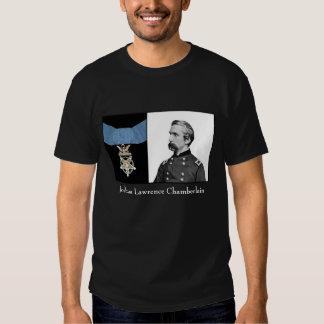Medal Of Honor Recipient -- General Chamberlain T-shirt