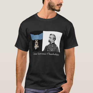 Medal Of Honor Recipient -- General Chamberlain T-Shirt