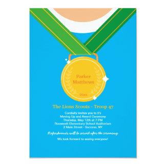 Medal Winners / Award Ceremony Invitation