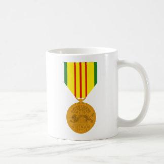 Medalla al servicio de Vietnam Taza Clásica