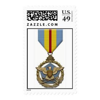 Medalla al servicio distinguida sellos