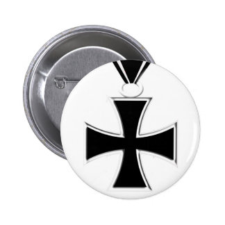 Medalla cruzada del hierro pin