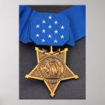 Medalla de honor póster