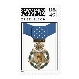 Medalla de honor sello