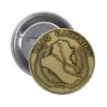 Medalla de la campaña de Iraq Pin