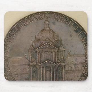 Medalla de la fundación de la Val-de-Tolerancia Alfombrillas De Raton