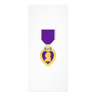 Medalla de Purple Heart Lonas