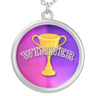 Medalla del ganador grimpolas personalizadas