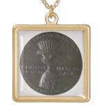 Medalla del retrato que representa Gianfrancesco G Joyerias