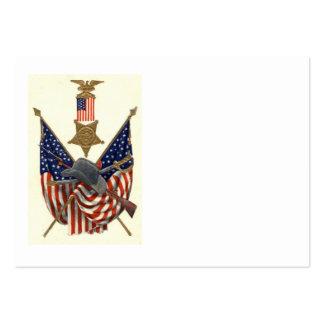 Medalla Eagle de la guerra civil de la unión de la Tarjetas De Visita Grandes
