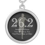 Medalla personalizada del recuerdo del corredor de pendiente personalizado