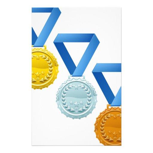 Medallas Papelería De Diseño