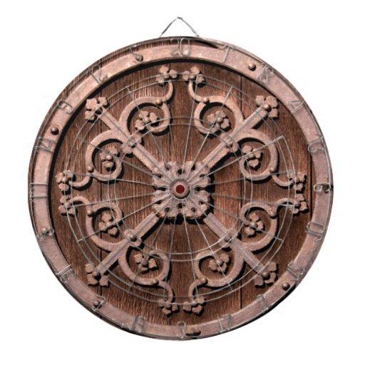 Medallion Dart Board