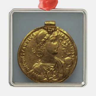Medallion of Constantius II, minted at Antioch Metal Ornament