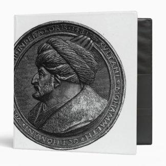 Medallion of Mehmed II Binders