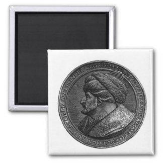 Medallion of Mehmed II Magnet