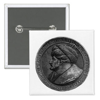 Medallion of Mehmed II Pinback Button