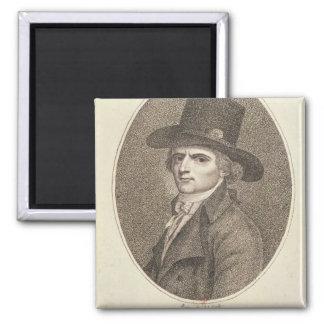 Medallion Portrait of Francois Noel Magnet