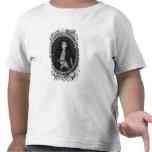 Medallion Portrait of Louis XIV Tee Shirts