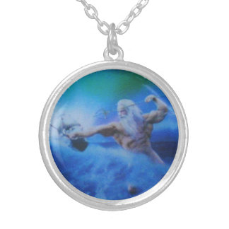 "medallion ""Poséidon "" Pendant"